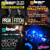 GBar Liverpool Afterhours Podcast - September 2015 (Mixed by Dave Bennett)
