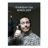 The Stevie B Show 21st March 2019