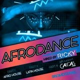 AFRODANCE 2 (2016) - Mixed By RICKY - Supportin' CAITAS DEEJAY