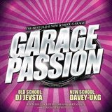 Garage Passion Live On PlaybackUK 15-01-19