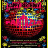 Slipmatt Fantazia '2nd Birthday Celebration' 23rd April 1993