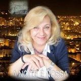 A Noite  é Nossa - Zizá Alma Angolana Pintada em Seda 24.09.2016