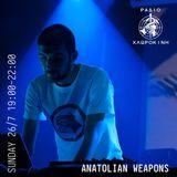Anatolian Weapons