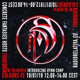 Forbidden Colours #2 w/ NEKYIA presenting HYMN - 10/01/2019