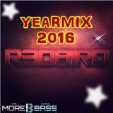 R3DBIRD - Best of Turbulence YEARMIX 2016