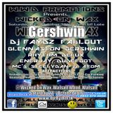 Gershwin @ Wicked On Wax, Walsall. Saturday 22nd October 2016