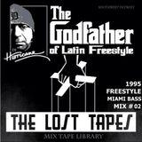 Dj Hurricane 1995 Freestyle Bass Countdown Mix #02