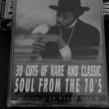 UNIVERSAL SOUL BROTHER - 30 Cuts Of Rare And Classic Soul From The 70's (Part. 1) Mixed In 2002
