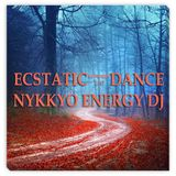 Ecstatic Dance Utrecht September 2017 - Nykkyo Energy DJ