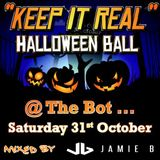Jamie B Live 1Hr Dj Set @ The Bot Keep It Real Halloween Ball 2015