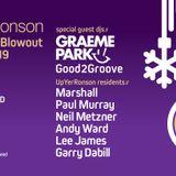 This Is Graeme Park: Up Yer Ronson @ Sheaf Street Leeds 20DEC19 Live DJ Set