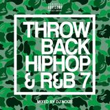 DJ Noize - Throwback Hip Hop and R&B Mix 7 | Old School R&B |R&B Classics