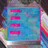 dj lui exs @ basswaveradio extended live mix