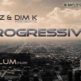 Dim K - Progressive Stories 004 [May 10 2013] on Pure.FM