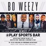 Bo Weezy B-Day Mix - WHBX 96.1 Jamz