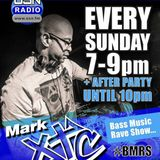 Mark XTC Bass Music Rave Show 25/11/2018 OSN Radio