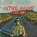 Ritmo Radio Show - 27.01.2018 - EDO (DRUNKDRIVERS) in the mix