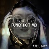 CLEMENS RUMPF - FUNKY HOT MIX APRIL 2017 (www.housearrest.de)
