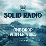 Solid Radio - One Drop Winter Vibes (2016)