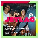 Exclusive Mix for Jetlag invite La Créole on OKLM (Moombahton/Baile Funk/AfroTrap/Vogue/Bouyon)