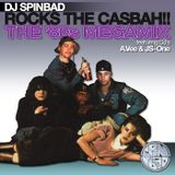 DJ Spinbad Rocks The Casbah 80s Megamix Vol 1 (1996)