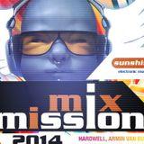 Canape - Mix Mission 2014 (Sunshine Live) – 23.12.2014