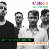 Top Five Records #8 - Cymbals Eat Guitars