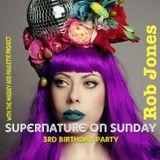 Supernature October 2018 3rd Birthday