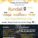 DJ FIDGET BLEND LAUNCH PARTY PROMO MIX