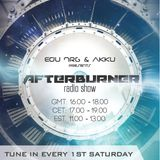 EDU NRG & AKKU - AFTERBURNER 004 (Akku 2 Hours Exclusive Mix)