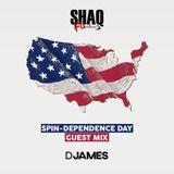 DJames - Shaq Fu Spin-dependance Day Guest Mix