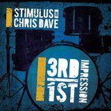 STIMULUS X CHRIS DAVE 3RD 1ST IMPRESSION FULL MIX TAPE