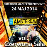 AMSTERDAM DANCE MISSION 2014 vol.1 Czerwona Sala Dj Insane