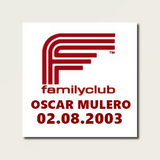 Oscar Mulero - Live @ Family Club, Toledo (02.08.2003)