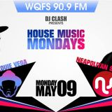 Luca and Louie Vega with Big Marcus on 90.9 fm WQFS May 9 2016