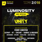 Ferry Corsten - Luminosity presents A Night Of Unity by Ferry Corsten ADE 2018 (18.10.2018)
