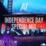 KOSIMO Life Radio Episode #008 featuring DJ AL.X