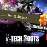 F-Tech Roots Radio show Richie & Acid Jesse.