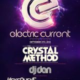 DJ KevyCav live at Electric Current 2014 (Lincoln, NE)