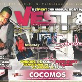 Dj Xpert Presents June 9th 2nd Annual Vest & Short Dress Promo