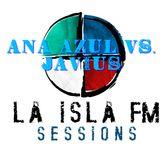 La Isla.FM Sessions @ Ana Azul vs. JΛvius (2/11/17)
