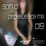 Pegasus 303 Mix 019 with Spin D