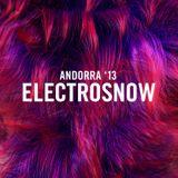 Pau Roca - ElectroSnow'13 Podcast