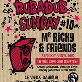 DJ-BOUDDHA - RUB A DUB SUNDAY n°10 - 16-12-2012