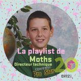 La Playlist de Mathieu Moths Gagnon  : 06 juillet 2017