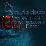 Acues - Crystal Clouds 10th Anniversary