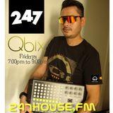 DJ QBIX Live@ 247House.fmDJK#229PT.2 Techno 10-23-2015
