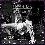 Freshman Battle Vol. 3 Hip Hop, Popping warm up mix