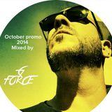 davny AKA G-FORCE -octbober promo mix 2014