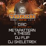 TORCH: Metapattern x Thesis - Live @ Torch - 10.12.18